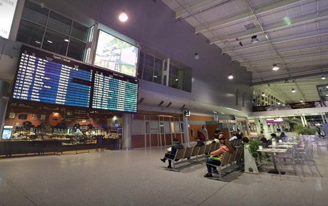 Аэропорт Львова сообщает о задержке рейсов в Анталию