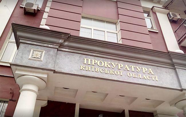 Главному архитектору Киево-Святошинского района сообщили о подозрении