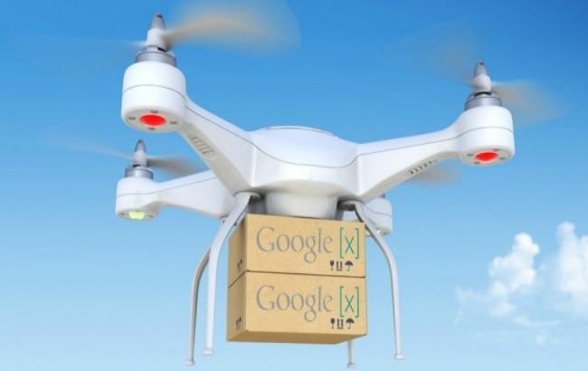 Фото: Google хоче використовувати дрони для проведення відеоконференцій