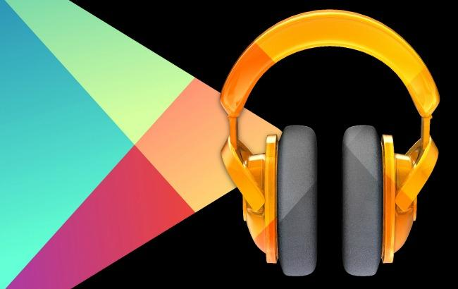 Фото: Googleобновила сервис Play Music