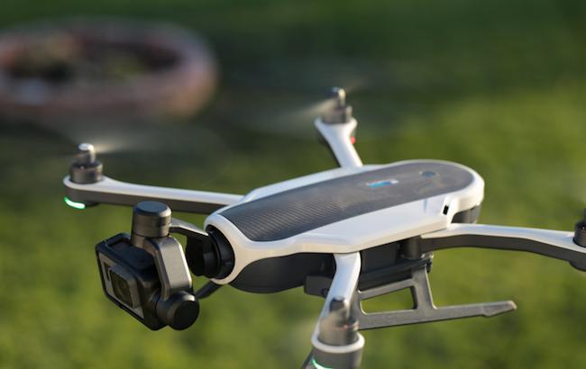 Фото: GoPro Karma Drone