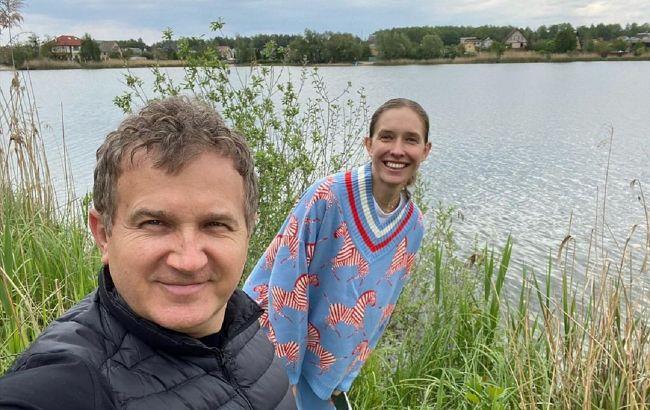 Радіємо, як діти: Осадча та Горбунов з сином Ванею зачарували душевною поїздкою вихідного дня