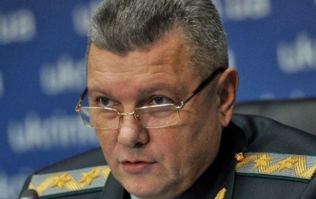 Фото: председатель Госпогранслужбы Виктор Назаренко рассказал о потерях украинских пограничников