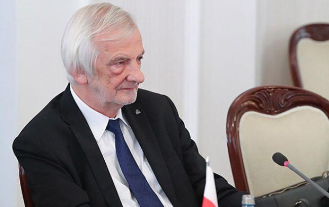Польша: украинской части закона об ИНП нужна большая умеренность