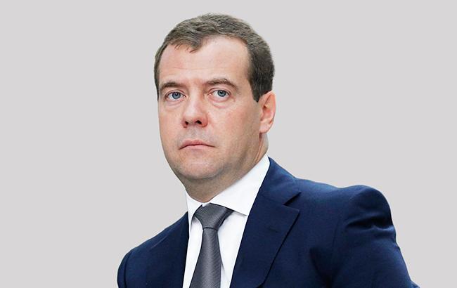 Фото: Дмитрий Медведев (government.ru)