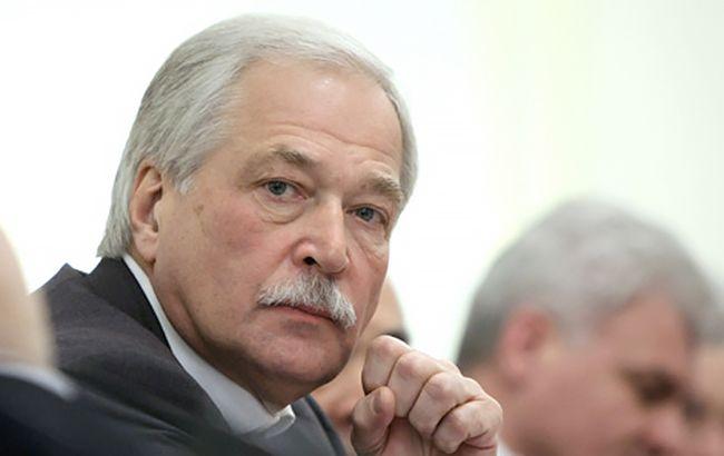 Гризлов виключив врегулювання на Донбасі без діалогу з ОРДЛО