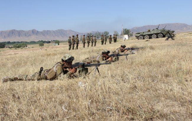Перестрелка на границе Киргизии и Таджикистана возобновилась