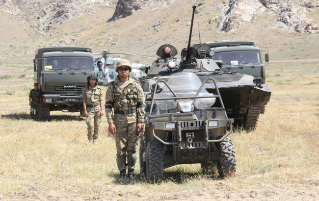 Конфликт награнице Киргизии и Таджикистана: число пострадавших возросло до 46