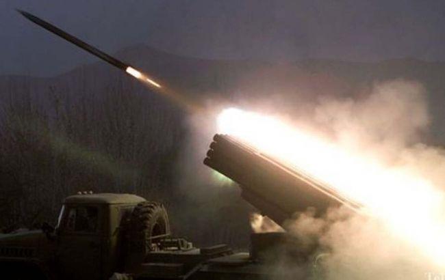 Фото: боевики в течение 30 минут обстреливали Водяное в субботу, 18 февраля