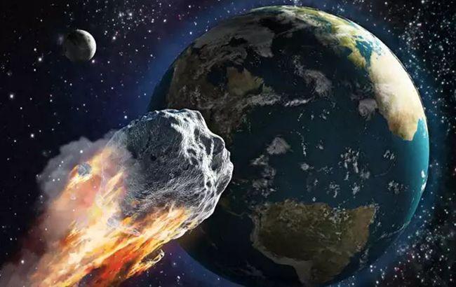 К Земле приближается огромный астероид: появилось видео