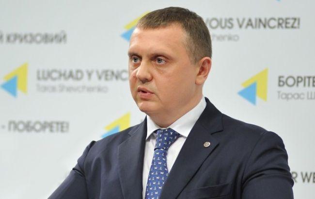 Фото: член Высшего совета юстиции Павел Гречковский