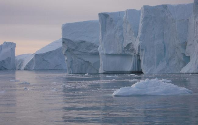 Фото: Льодовики Гренландії (pixabay.com/jonnycarstensen)