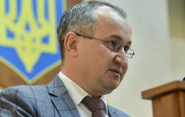 Фото: глава СБУ Василь Грицак