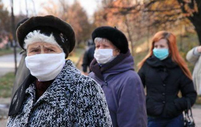 Фото: грип в Україні (KorupciyaInfo)