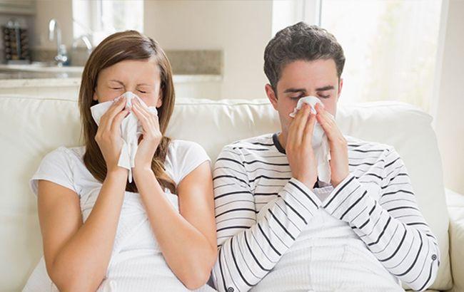 Фото: показатель заболеваемости гриппом и ОРВИ вырос на 13,3%