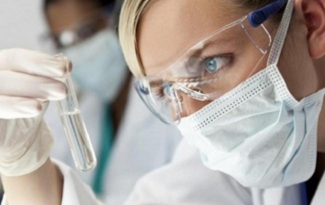 Фото: Тест на грипп (HealthVesti.com)