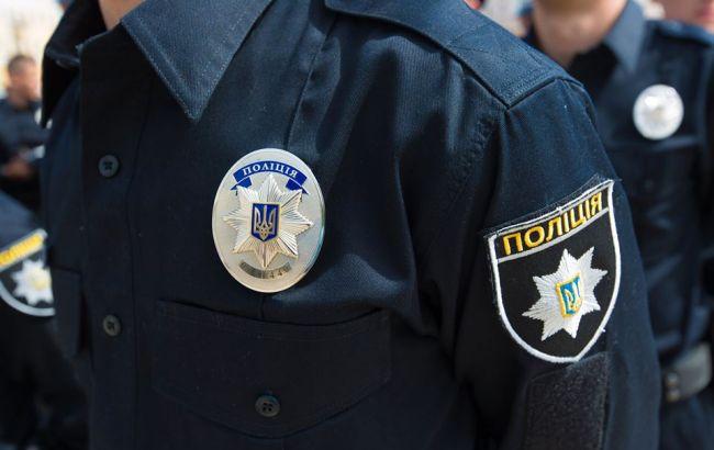 Фото: з управління поліції стріляли з гранатомета