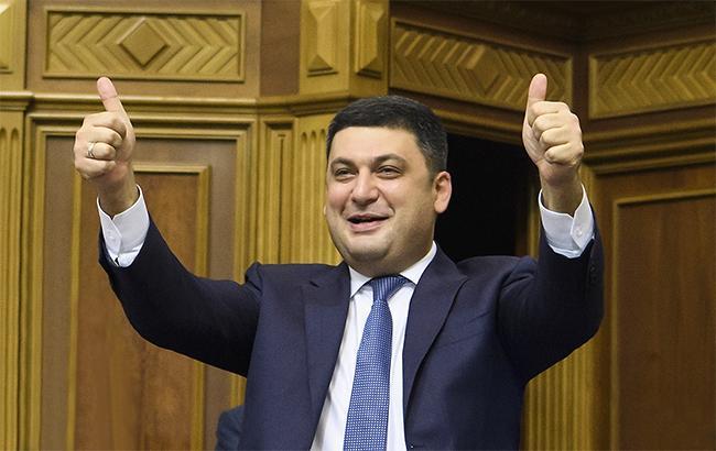 Гройсман допускает улучшение прогноза на 2018 год по росту ВВП Украины