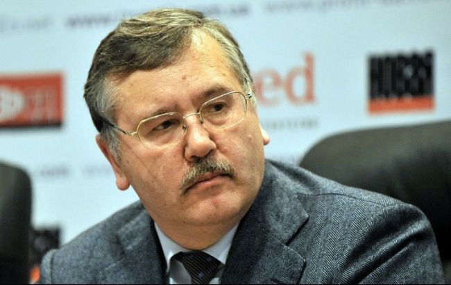 Гриценко: новини і свіжі рейтинги на виборах президента України 2019