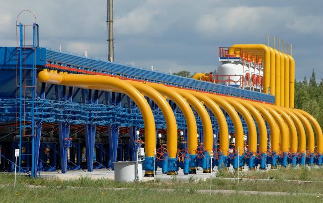 Фото: газотранспортная система Украины