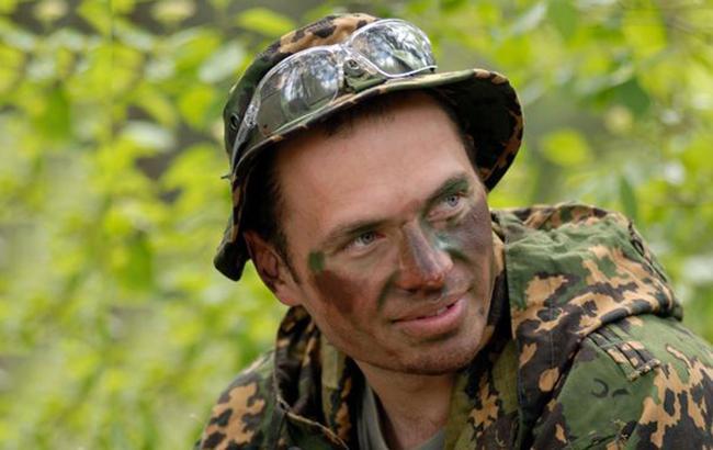 Фото: Герой Украины Максим Шаповал (gur.mil.gov.ua1)