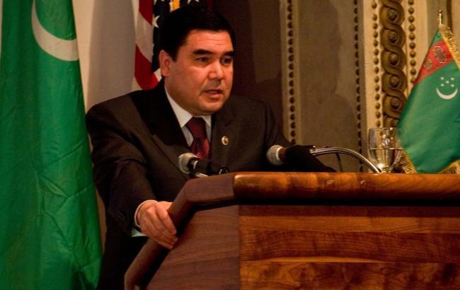 Фото: президент Туркменистана Гурбангулы Бердымухамедов