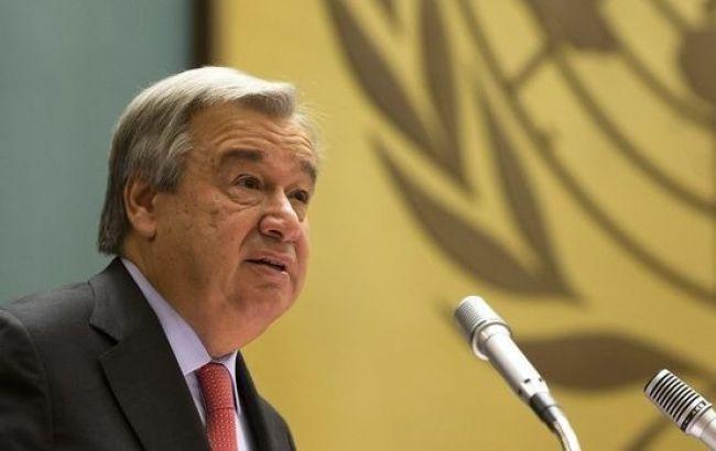 ВСБ ООН пройдет третий этап голосования покандидатам напост генерального секретаря