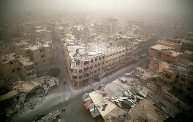 Сирійська авіація нанесла удари по Ідлібу та Східній Гуті, загинуло 22 людини