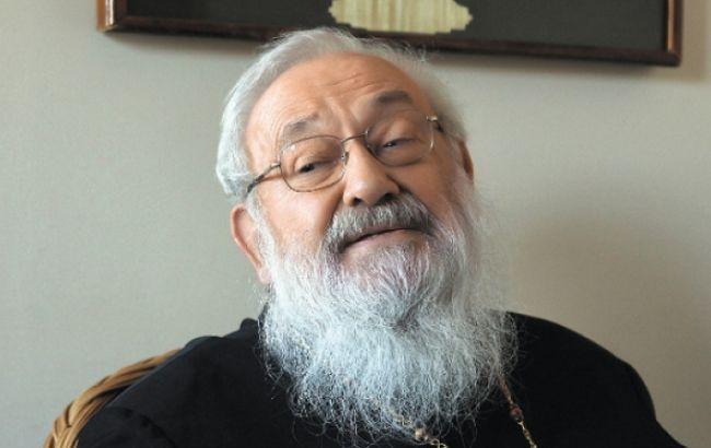 Скончался экс-предстоятель Украинской греко-католической церкви Любомир Гузар