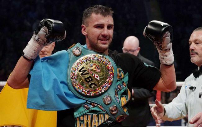 Гвоздик переміг Нгумбу технічним нокаутом і зберіг титул чемпіона WBC