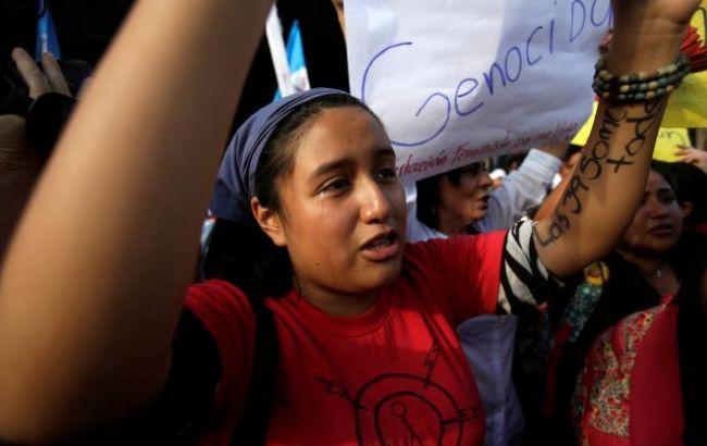 Практически два десятка детей погибли впожаре вприюте Гватемалы