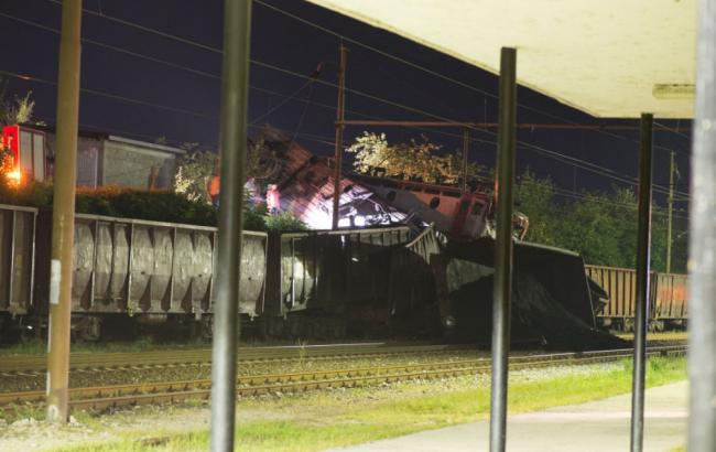 У Боснії зіткнулись два потяги, загинули двоє людей