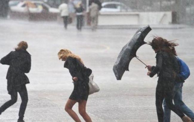 Фото: в Украине завтра ожидается ухудшение погодных условий
