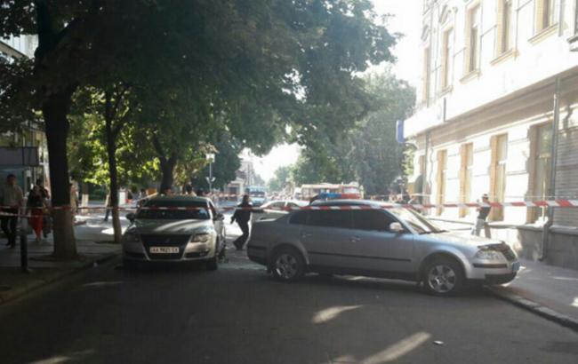 Фото: у Кіровоградській області після інциденту водій намагався втекти з місця події