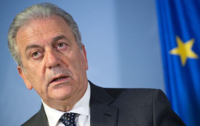 ЄК допускає рішення щодо візової лібералізації для України в квітні