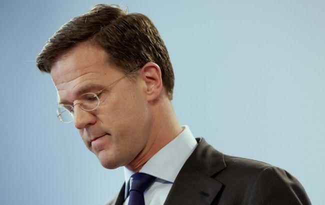 Порошенко: Нидерланды поддерживают Украину по соглашению об ассоциации с ЕС