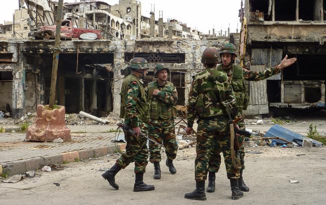 """Фото: сирийская оппозиция поинула """"столицу революции"""""""