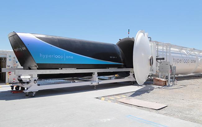 У порту Гамбурга побудують Hyperloop для перевезення контейнерів