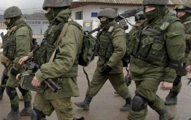 Фото (Corriere della Serra): российские военные