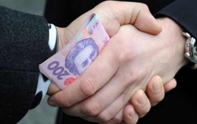 Служба безопасности задержала депутата Одесской ОГА завзятку