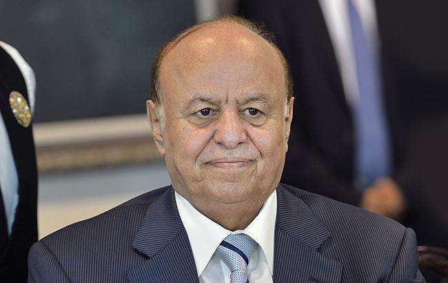Президент Ємену закликав до загального повстання проти хуситів
