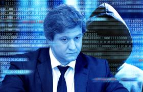 Атаку на міністерство, очолюване Олександром Данилюком, зробили невідомі хакери