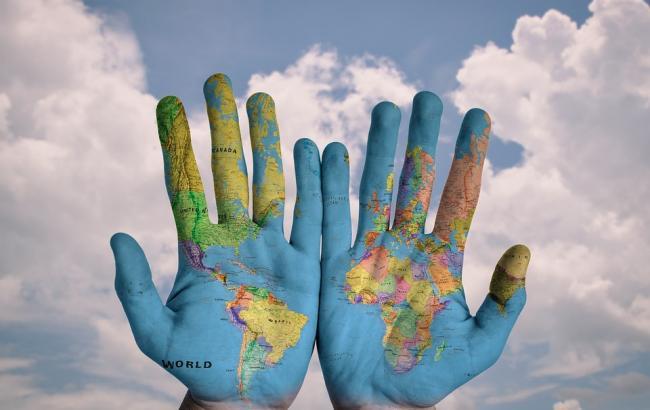 Фото: Карта світу (pixabay.com/ru/users/stokpic)