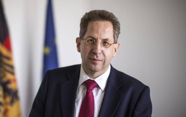 Фото: глава Федерального відомства по охороні конституції Німеччини Ханс-Георг Маасен