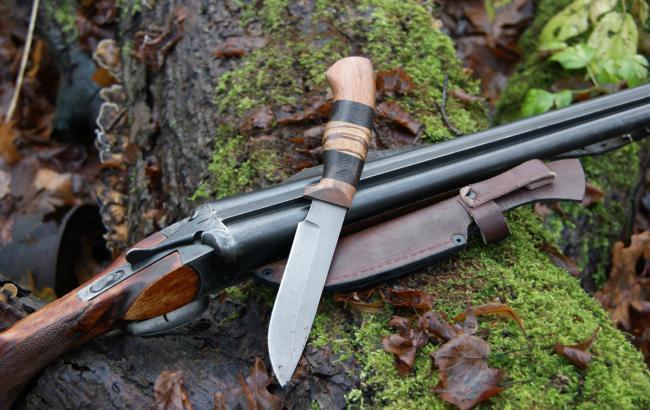 Фото: охотничье оружие