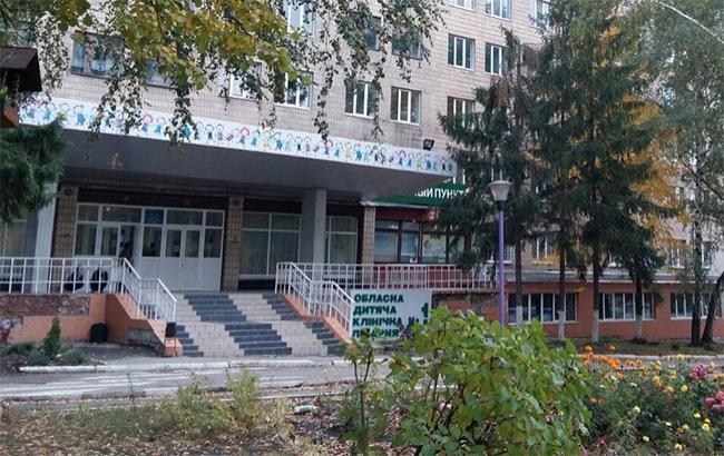 Фото: областная детская больница (facebook.com/odkbkharkiv)