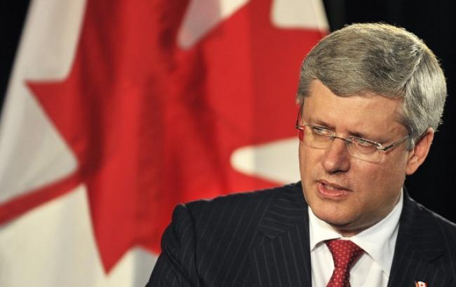Прем'єр-міністр Канади Стівен Харпер