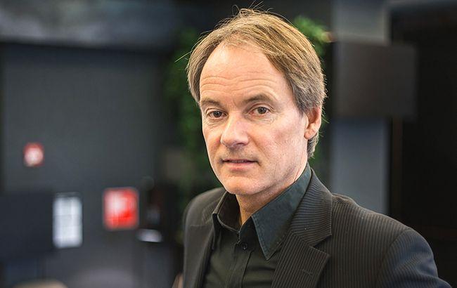 Фото: голландський парламентарій лівого крила Гаррі ван Боммель