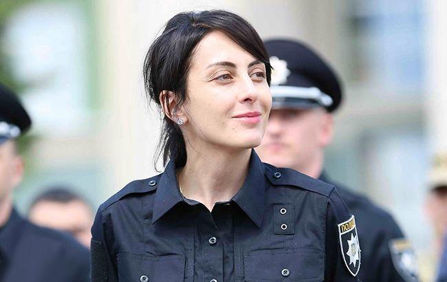 Фото: Деканоїдзе подала у відставку