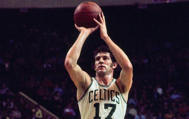 Помер член Залу слави НБА Джон Хавлічек